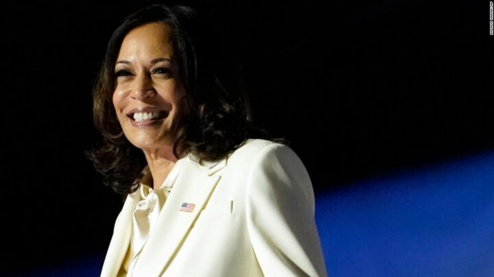 Opinion: Expect big things from Kamala Harris
