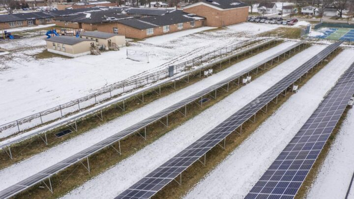 Sun-powered savings: John Glenn, Goshen and other schools look to cut costs with solar | Education