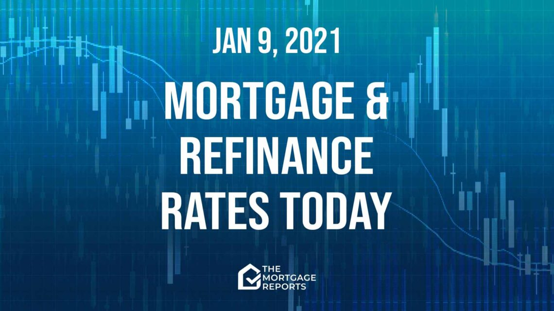 Mortgage Rates Today, Jan. 9 & Rate Forecast For Next Week