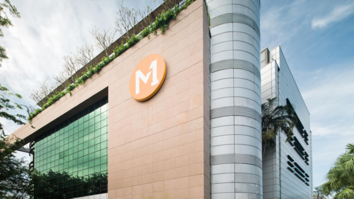 M1 rebrands with focus on Keppel ties, personalised services