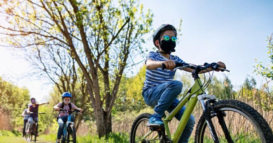 AHA News: Boosters Hope Bicycling Boom Outlasts the Pandemic – Consumer Health News
