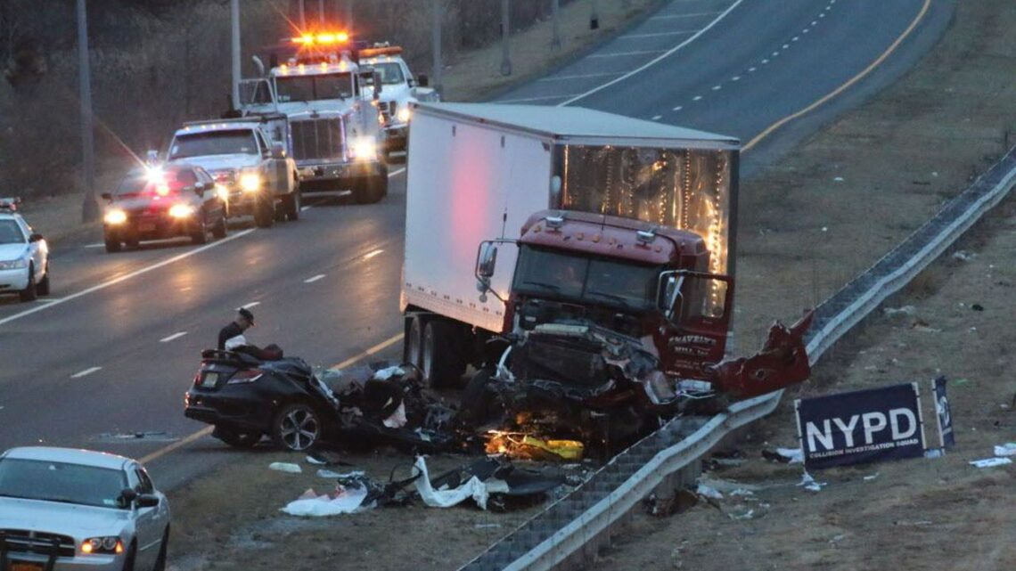 Deaths in truck crashes can be reduced if feds take these steps now, national safety board says