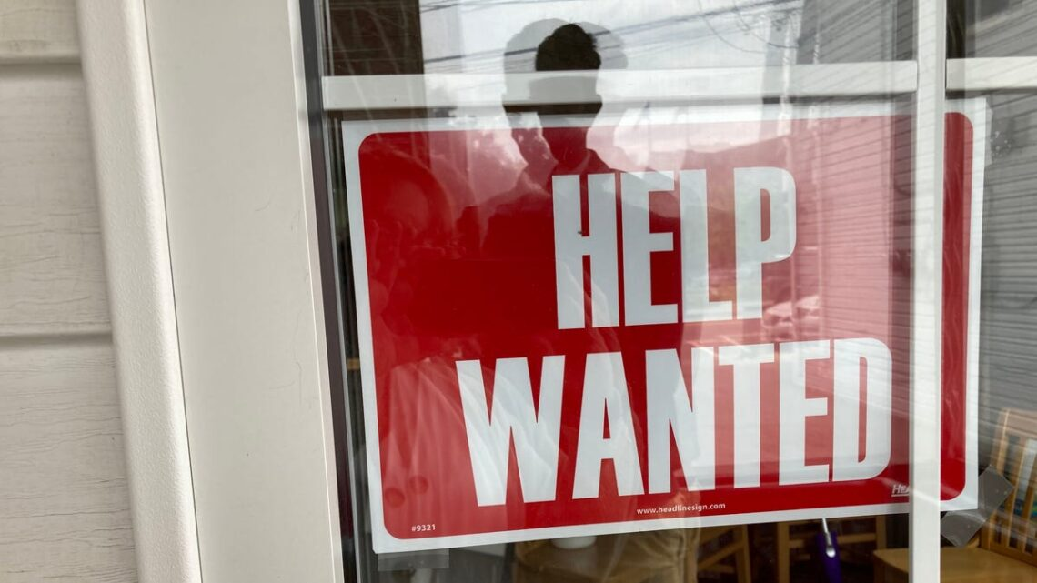 Mass. labor shortage has businesses scrambling for more help