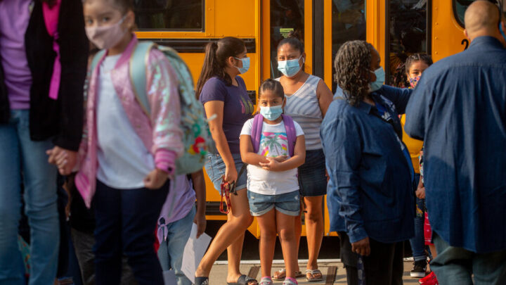 Covid News: L.A. School System Is Expected to Issue Student Vaccination Mandate