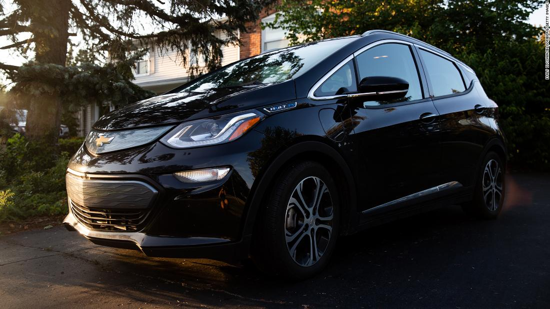 Fearing battery fires after recalls, people are selling their Chevy Bolt EVs back to GM