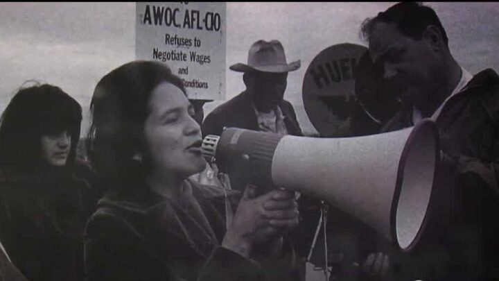 Dolores Huerta reflects on advocacy during Hispanic Heritage Month
