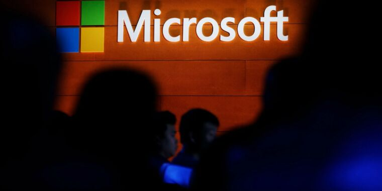 Microsoft Outlook shows real person's contact info for IDN phishing emails