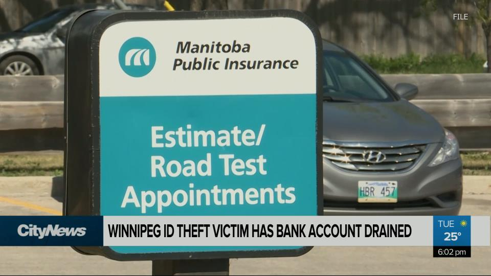 MB woman warns others after identity theft – Video