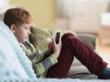 Children under 10 are using social media, poll finds